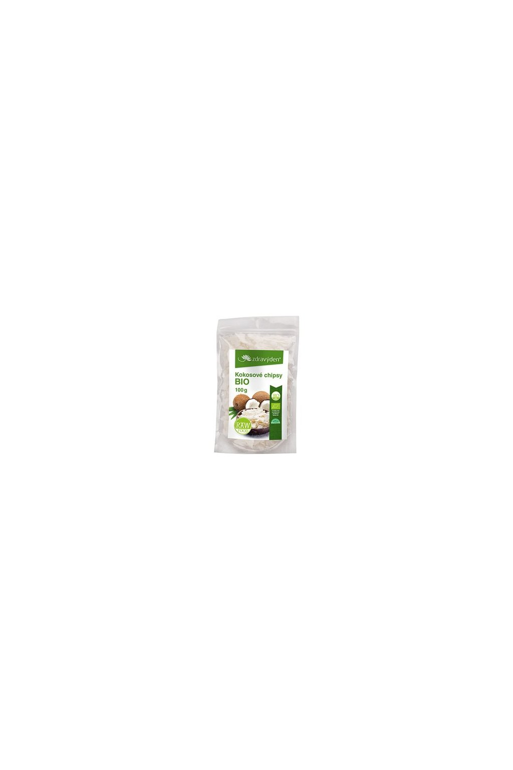 Zdravý den Kokosové chipsy Bio (varianta 1000g)
