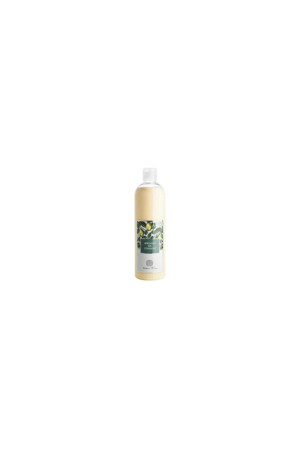10586 nobilis tilia sprchovy gel citrusovy 500 ml