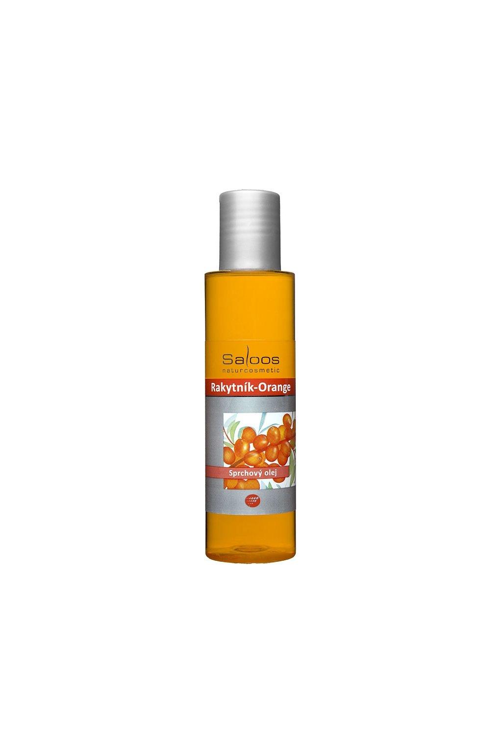 Saloos Rakytník Orange sprchový olej (varianta 250ml)