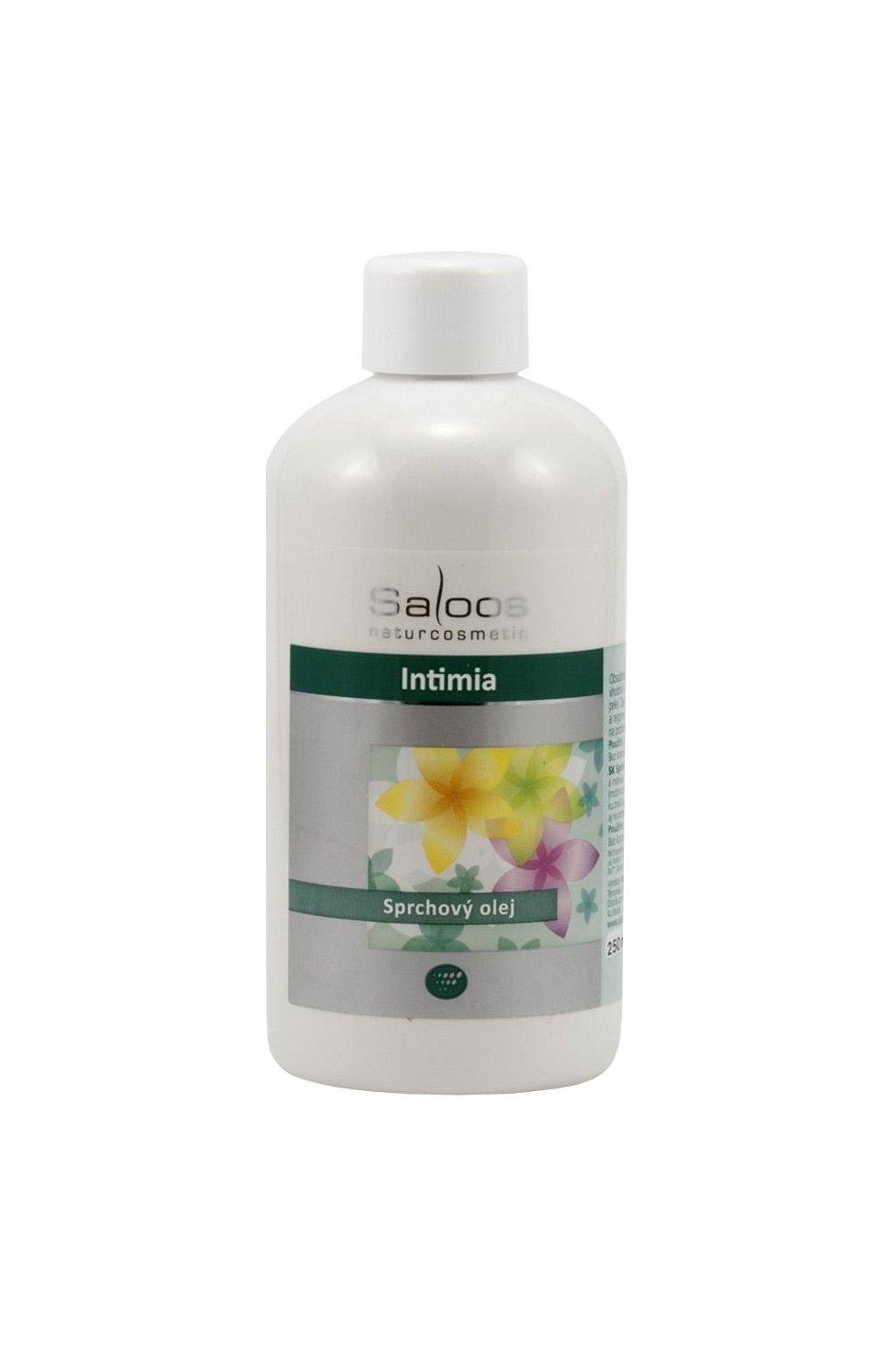 11378 saloos intimia sprchovy olej 250 ml