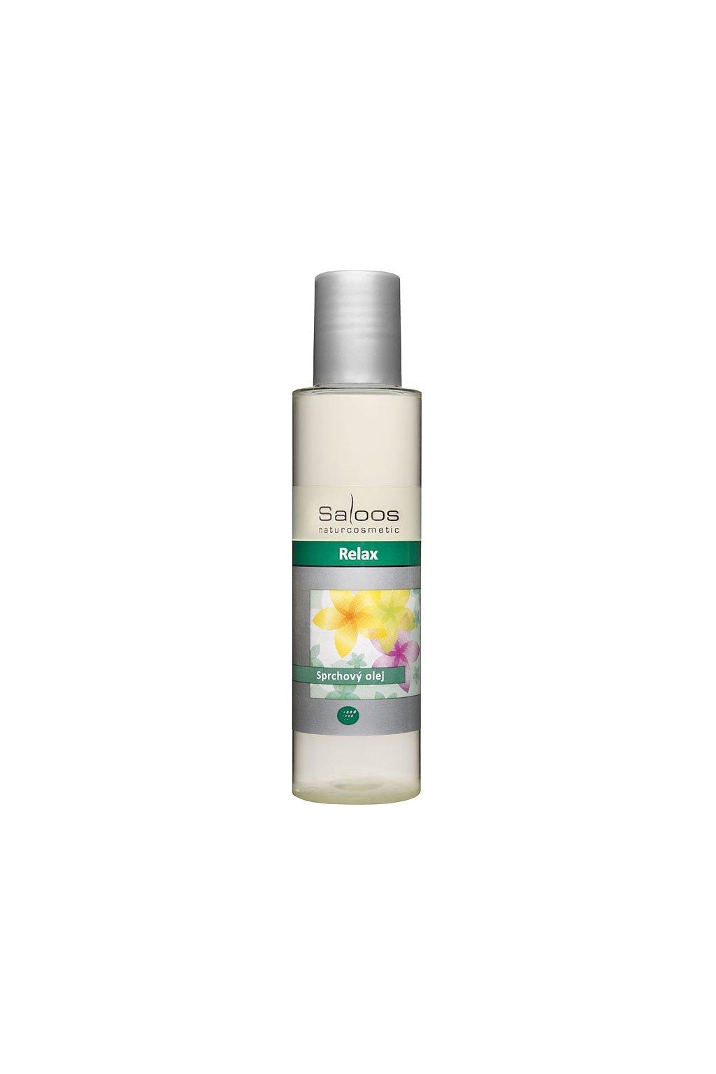 Saloos Relax sprchový olej (varianta 250ml)
