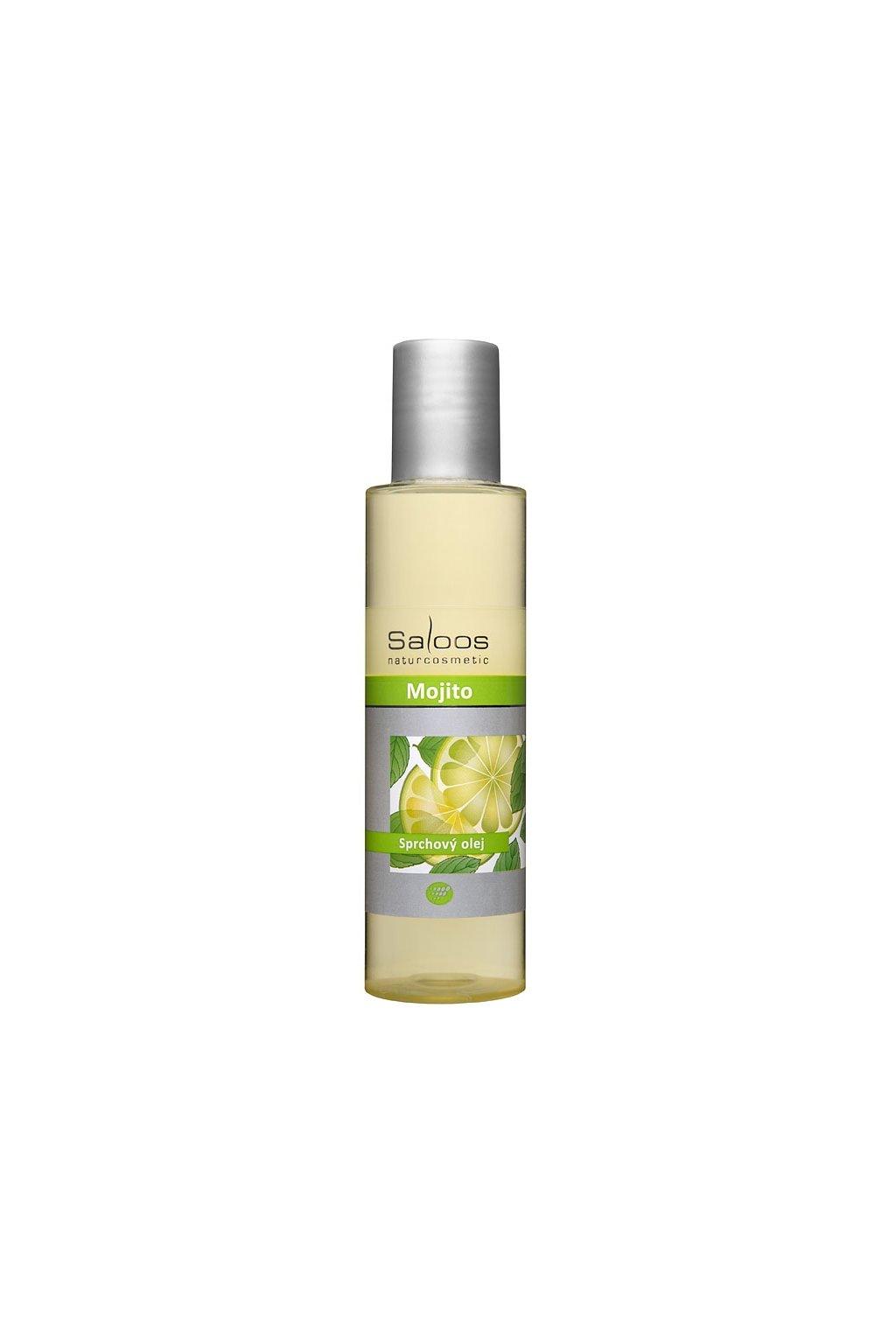 Saloos Mojito sprchový olej (varianta 250ml)