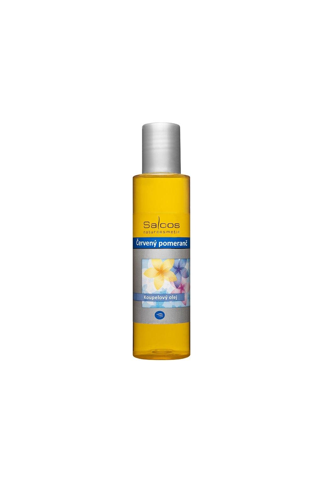 Saloos koupelový olej Červený pomeranč (varianta 1000ml)