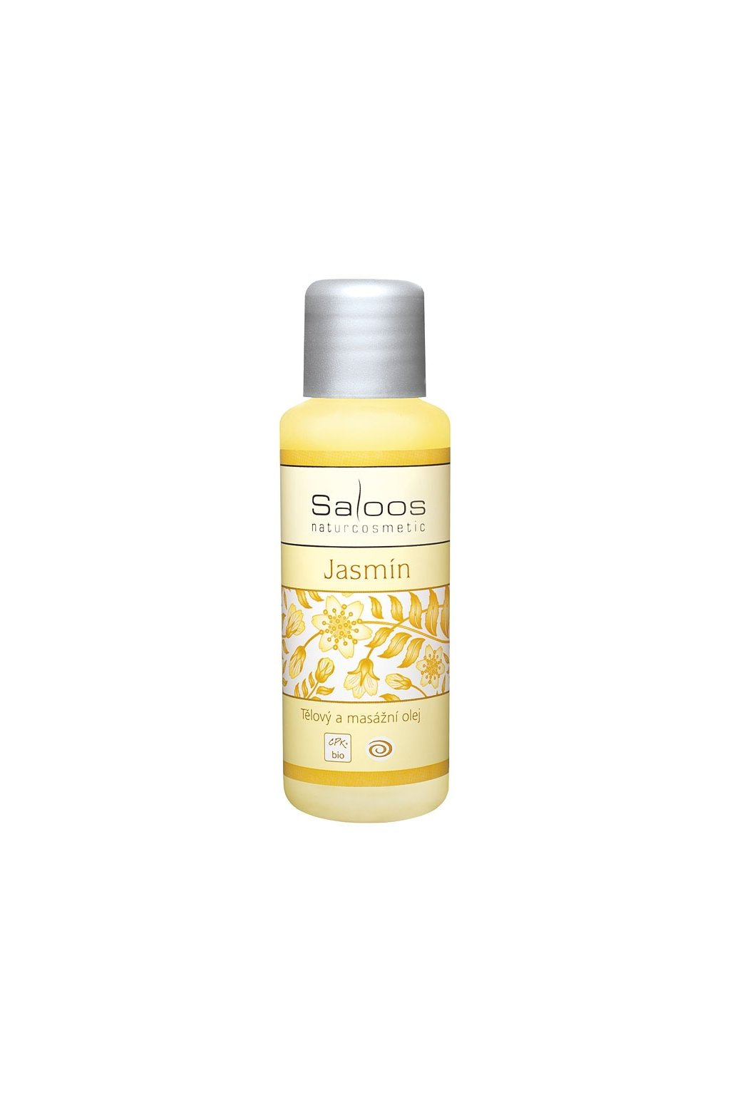 Saloos tělový a masážní olej Jasmín (varianta 1000ml)