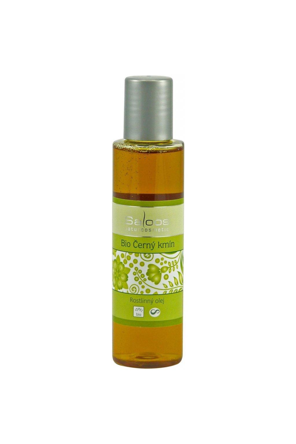 Saloos Černý kmín rostlinný olej lisovaný za studena (varianta 1000ml)