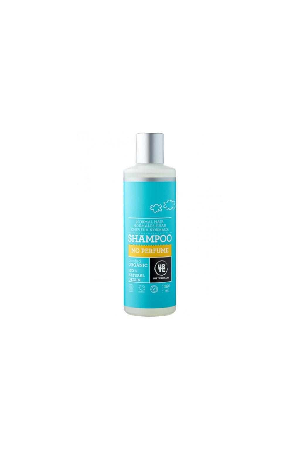 Urtekram šampon bez parfemace (varianta 500ml)