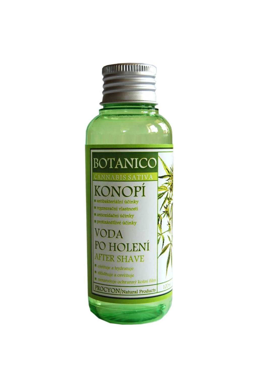 Botanico - Konopná voda po holení - 100ml