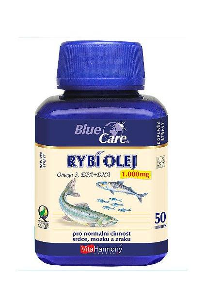 16715 vitaharmony rybi olej omega 3 1000 mg 50 tobolek
