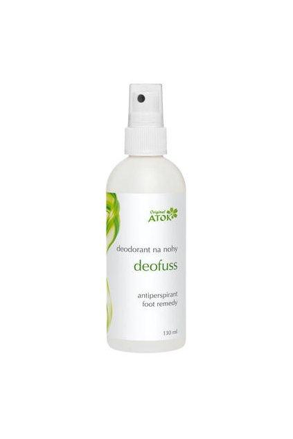 Atok Original Deofuss deodorant na nohy (varianta 500ml)
