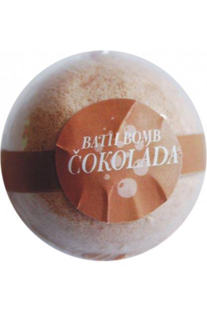 Botanico - Šumivá koupelová koule čokoláda - 50g