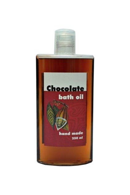 Olejová koupel čokoláda 250