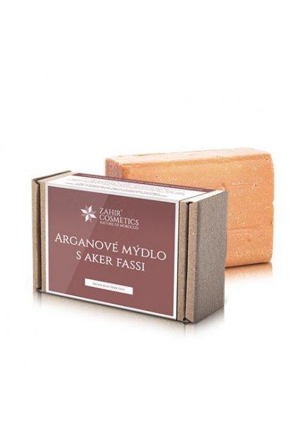 21983 arganove mydlo s aker fassi