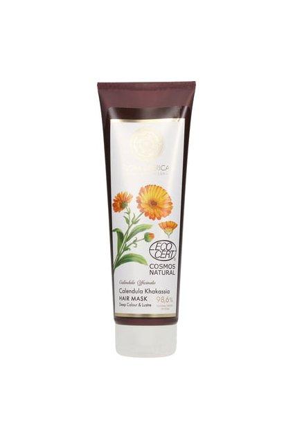 20636 flora siberica maska na vlasy pro zarivou barvu a lesk 200 ml