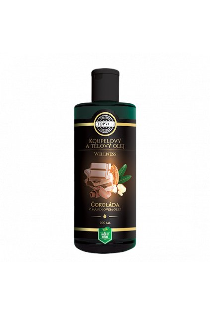 19094 topvet cokolada v mandlovem oleji 200ml
