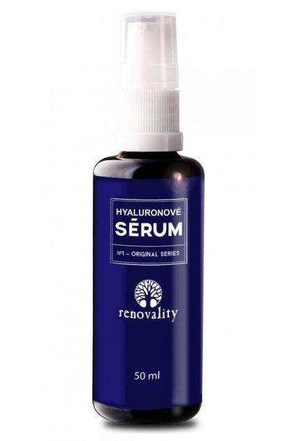 Hyaluronové serum renovality