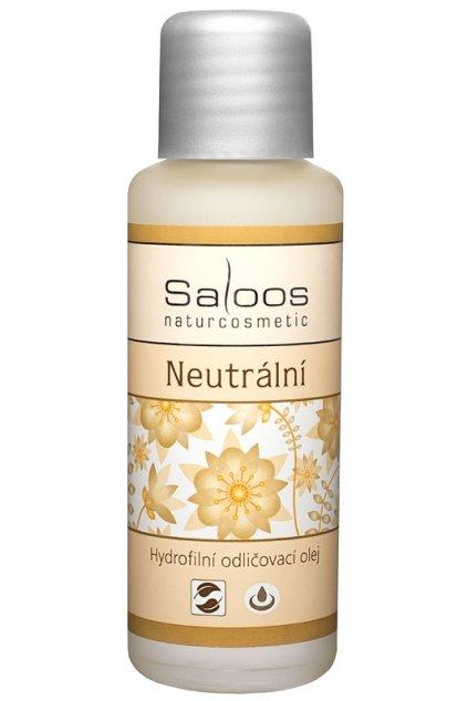 Saloos hydrofilní odličovací olej Neutrální (varianta 1000ml)