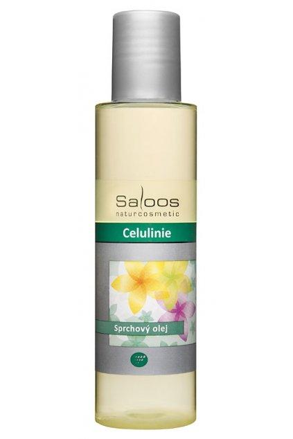 Saloos Celulinie sprchový olej (varianta 250ml)