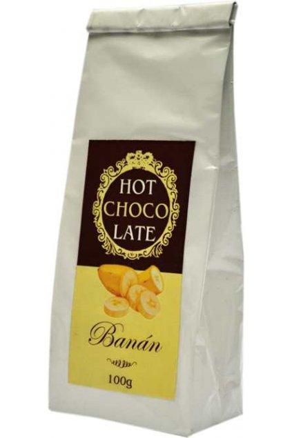 Botanico - Horká čokoláda s banánem - 100g