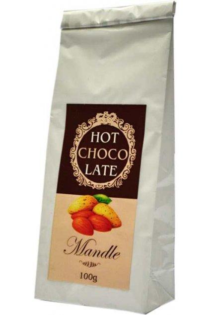 Botanico - Horká čokoláda s mandlemi - 100g