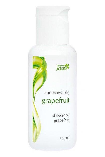Atok Sprchový olej Grapefruit (varianta 100ml)