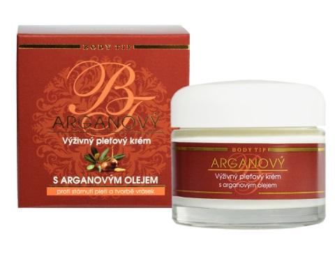 Vivaco pleťový krém s arganovým olejem 50 ml