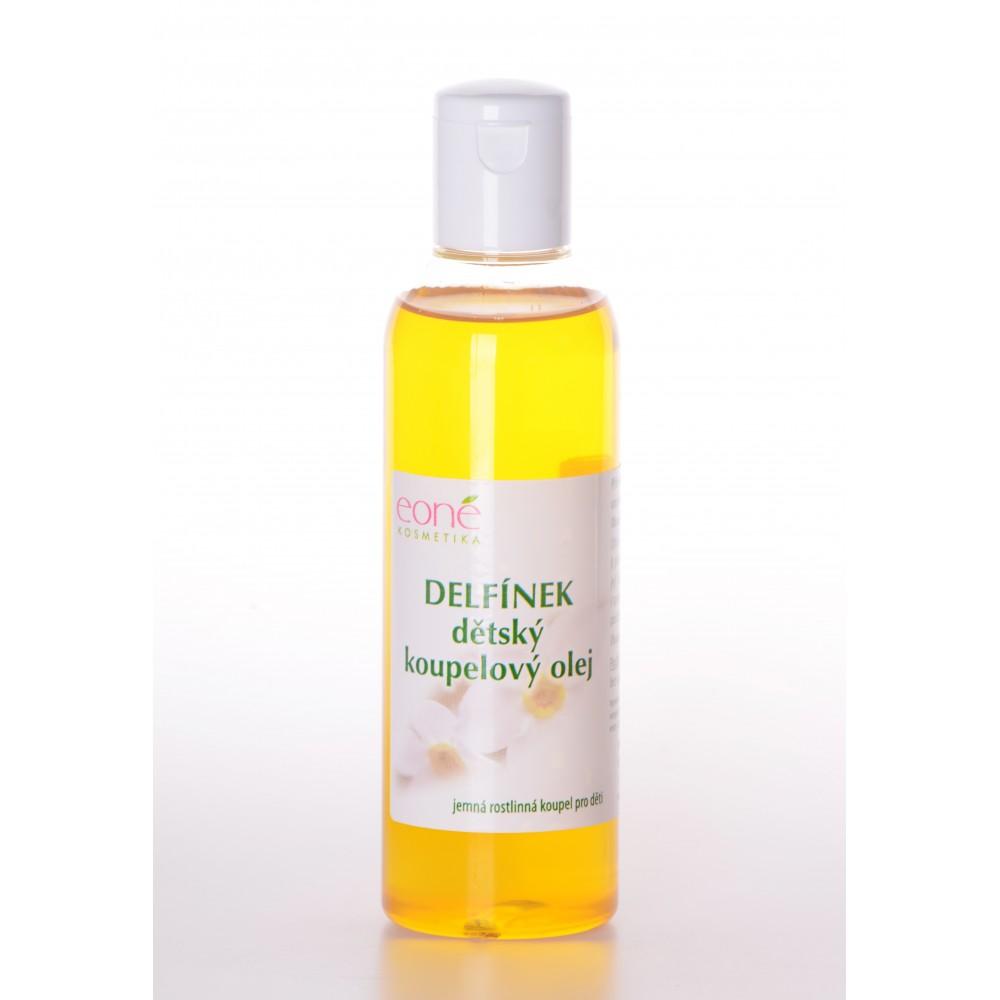 Eone Eoné DELFÍNEK dětský koupelový olej 500 ml