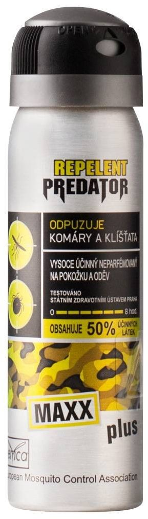 Predator Maxx Plus spray repelent 80 ml