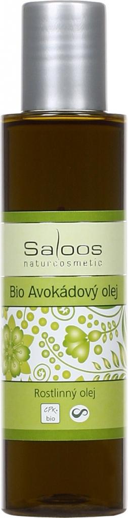 Saloos Bio Avokádový olej rostlinný lisovaný za studena varianta: 250ml