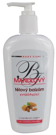 Vivaco Tělový balzám s mandlovým olejem BODY TIP