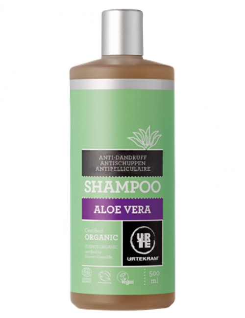 Urtekram šampon aloe vera Bio proti lupům varianta: 500ml