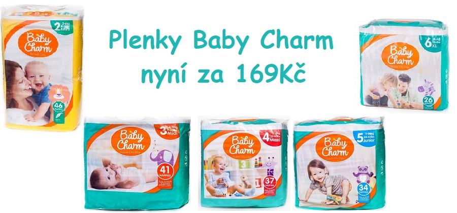 Baby Charm 169Kč