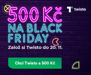 Twisto Promo akce