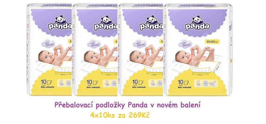 Panda 4x10ks NEW