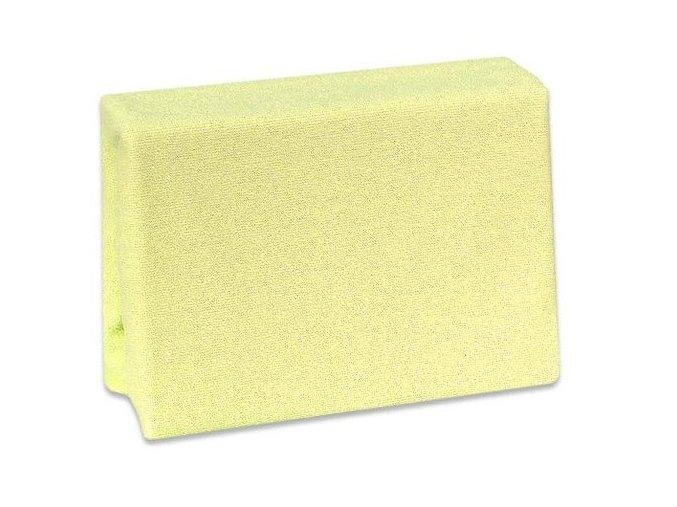 prostěradlo žluté