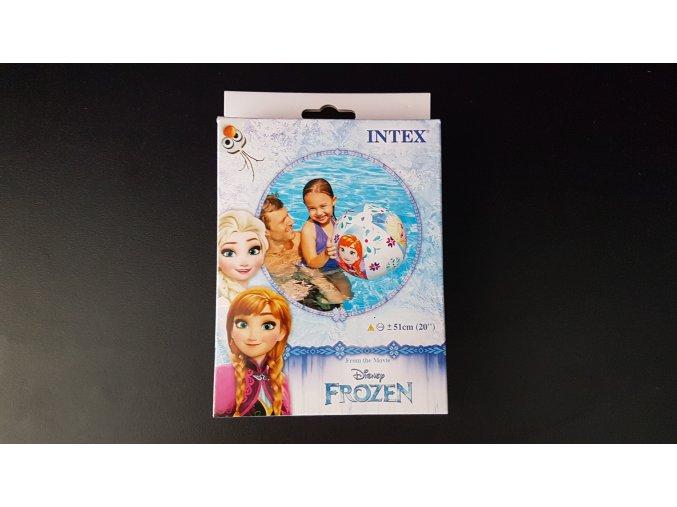 INTEX Disney Frozen nafukovací míč do vody