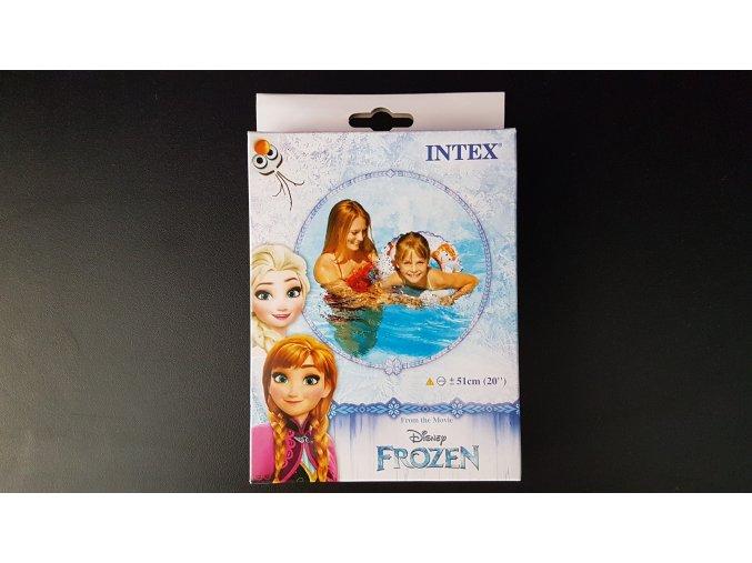 INTEX Disney Frozen nafukovací kruh do vody
