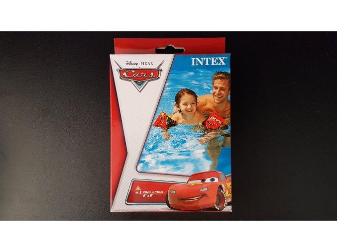 INTEX Disney Cars nafukovací rukávky do vody