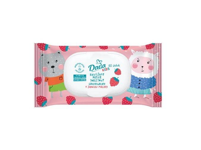 nawilzany papier toaletowy dada kids 4x2