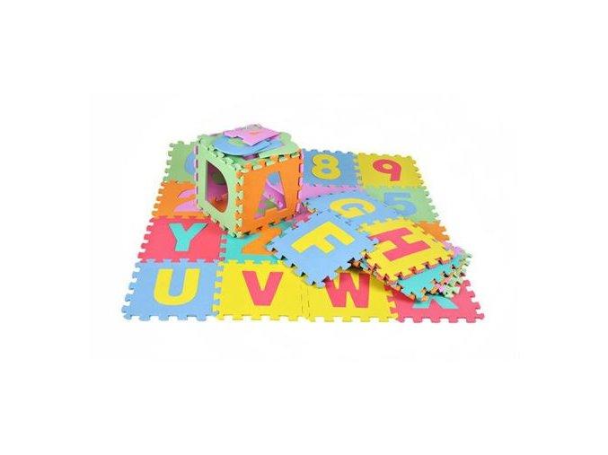 EVA Pěnové puzzle 30 x 30cm - 36 ks