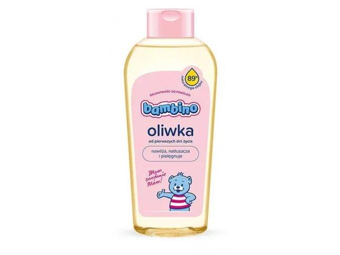 Bambino oliwka 300ml