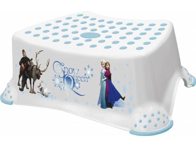 Keeper stupínek Frozen bílé
