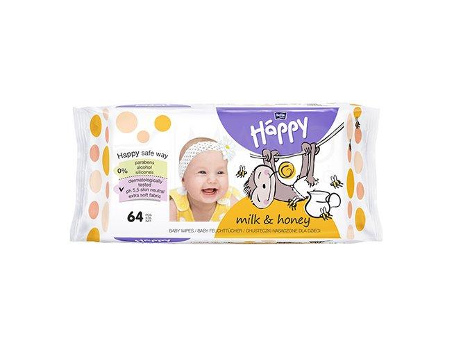 Happy milk honey