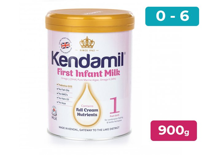 Kendamil kojenecké mléko 1 (900g)