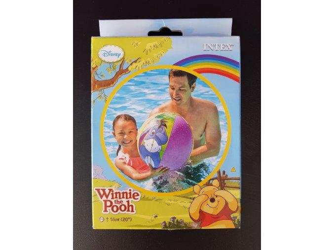 INTEX Disney Medvídek Pú nafukovací míč do vody
