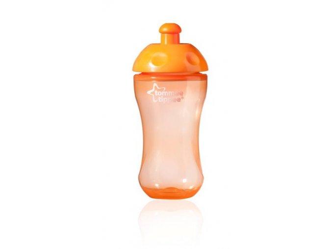 TT sportovní lahev oranžová