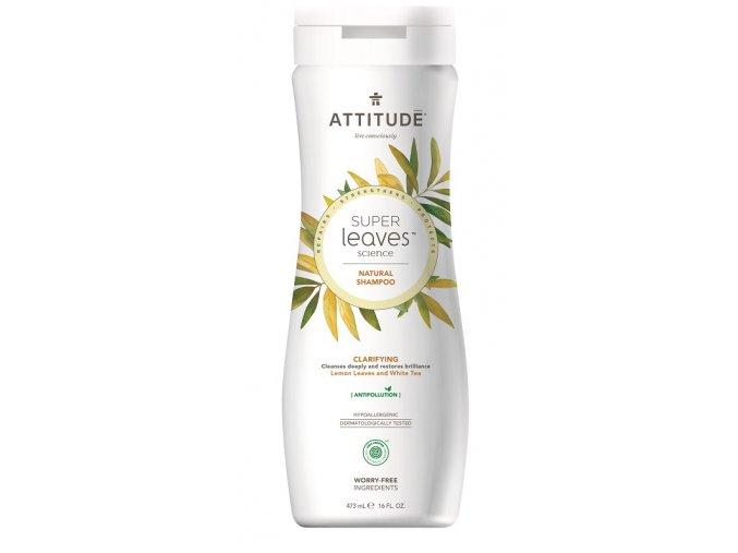 attitude super leaves sampon citrus