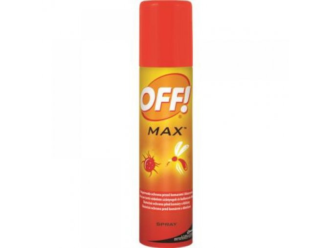 off max spray