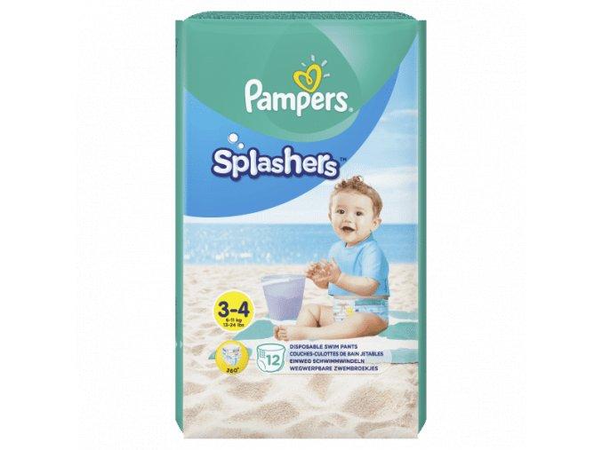 Pampers Splashers 3 4