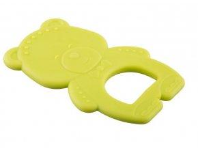 142495 detske kousatko medvidek akuku zelene