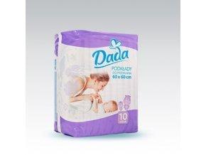 Dada přebalovací podložky 60x60cm, 10ks